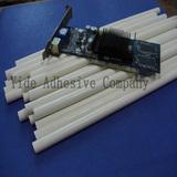 电器元件专用阻燃耐高温热熔胶棒7063D电子热熔胶棒