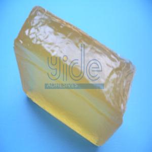 Transparent universal pressure sensitive adhesive--6856